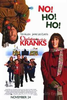 შობა უიღბლოებთან ერთად / Christmas with the Kranks (ქართულად)