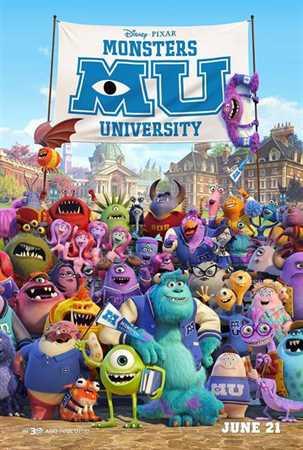 მონსტრების უნივერსიტეტი / Monsters University  (ქართულად)