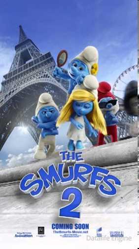 სმურფები 2 / The Smurfs 2 (ქართულად)