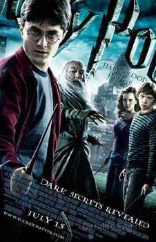 ჰარი პოტერი და ნახევარსისხლა პრინცი / Harry Potter and the Half-Blood Prince (ქართულდ)