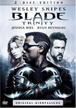 ბლეიდი 3: სამება / Blade 3: Trinity  (ქართულად)