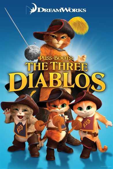 ჩექმებიანი კატა:სამი ეშმაკუნა / Puss in Boots: The Three Diablos (ქართულად)