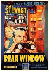 c  / Rear Window  (ქართულად)