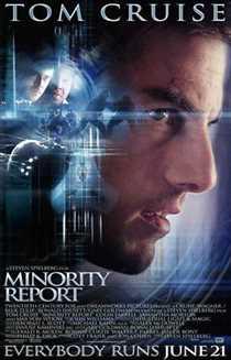 განსაკუთრებული აზრი / Minority Report  (ქართულად)