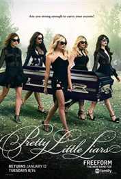 საყვარელი მატყუარები  სეზონი 3 / Pretty Little Liars  season 3 (ქართულად)