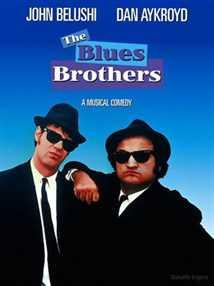 ძმები ბლუზები / The Blues Brothers (ქართულად)