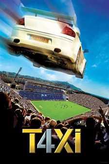 ტაქსი 4 / Taxi 4  (ქართულად)
