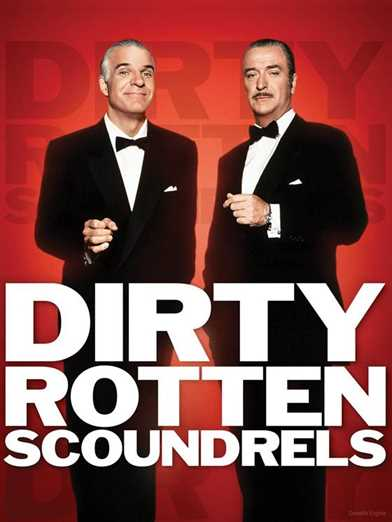 გამოუსწორებელი თაღლითები / Dirty Rotten Scoundrels (ქართულად)