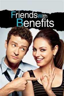მეგობრული სექსი / Friends with Benefits  (ქართულად)