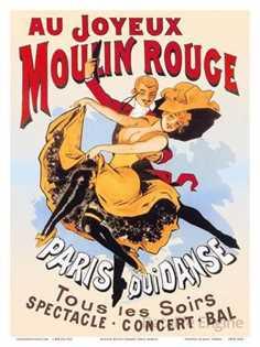 მულენ რუჟი / Moulin Rouge (ქართულად)