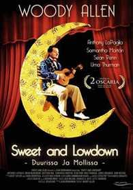 ტკბილი და საძაგელი  / Sweet and Lowdown  (ქართულად)