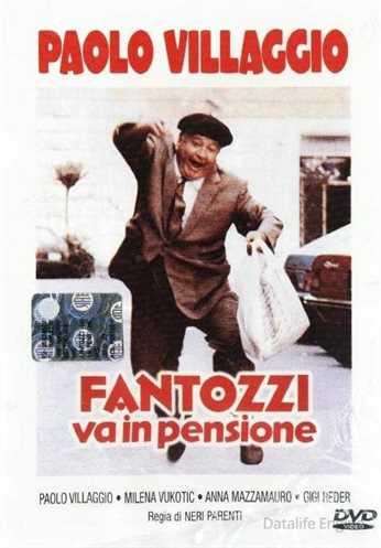 ფანტოცი 2 / Fantozzi  2 (ქართულად)