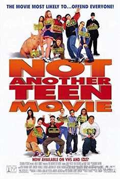 არასაბავშვო კინო / Not Another Teen Movie  (ქართულად)