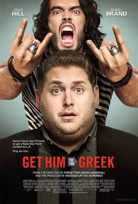 გაქცევა ვეგასიდან / Get Him to the Greek (ქართულად)