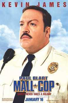 შოპო–კოპი  / Paul Blart: Mall Cop (ქართულად)
