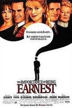 რა მნიშნელოვანია სერიოზული იყო / The Importance of Being Earnest  (ქართულად)