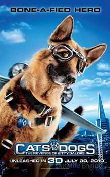 კატები ძაღლების წინააღმდეგ 2 / Cats & Dogs: The Revenge of Kitty Galore  (ქართულად)