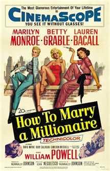 როგორ გათხოვდეთ მილიონერზე / How to Marry a Millionaire  (ქართულად)
