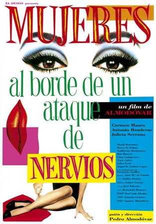 ქალები ნერვული შეტევის ზღვარზე / Mujeres al borde de un ataque de nervios (ქართულად)
