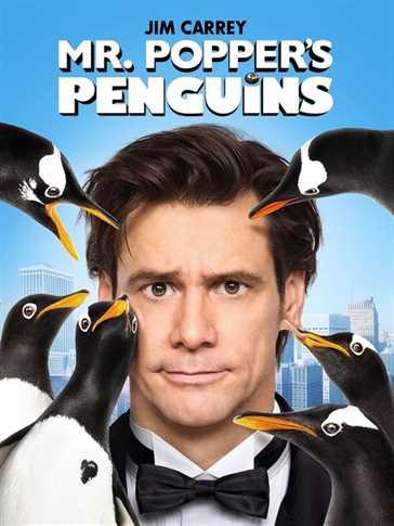 მისტერ პოპერის პინგვინები / Mr. Popper's Penguins  (ქართულად)