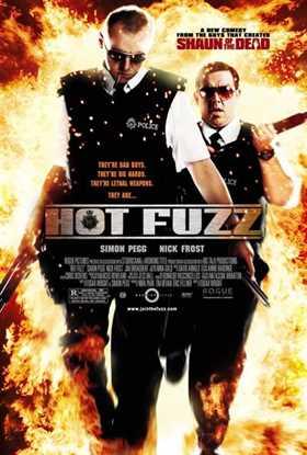 მაგარი პოლიციელები / Hot Fuzz  (ქართულად)