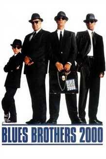ძმები ბლუზები 2000 / Blues Brothers 2000  (ქართულად)