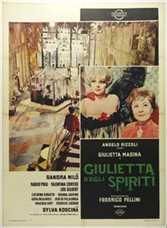ჯულიეტა და სულები / Giulietta degli spiriti  (ქართულად)