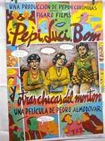 პეპი, ლუსი, ბომი და სხვა გოგონები / Pepi, Luci, Bom y otras chicas del montón (ქართულად)
