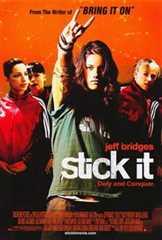 მეამბოხე / Stick It  (ქართულად)