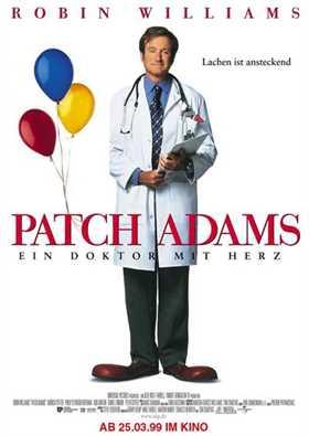 მკურნალი ადამსი / Patch Adams (ქართულად)