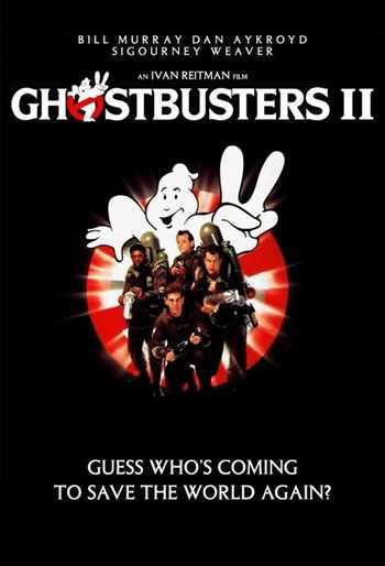 მოჩვენებებზე მონადირეები 2 / Ghost Busters 2  (ქართულად)