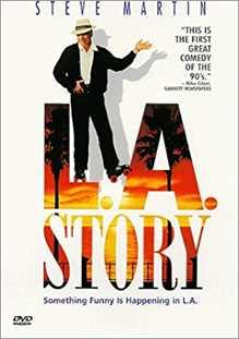 ლოს-ანჯელესური ამბავი / L.A. Story  (ქართულად)