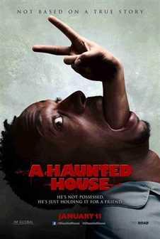სახლი პარანორმალური მოვლენებით / A Haunted House  (ქართულად)