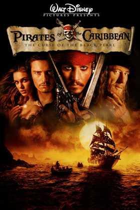 კარიბის ზღვის მეკობრეები - შავი მარგალიტის წყელა / Pirates of the Caribbean–The Curse of the Black Pearl (ქართულად)