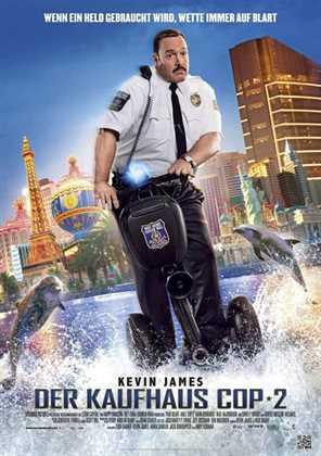 სუპერმარკეტის გმირი 2 / Paul Blart: Mall Cop 2  (ქართულად)