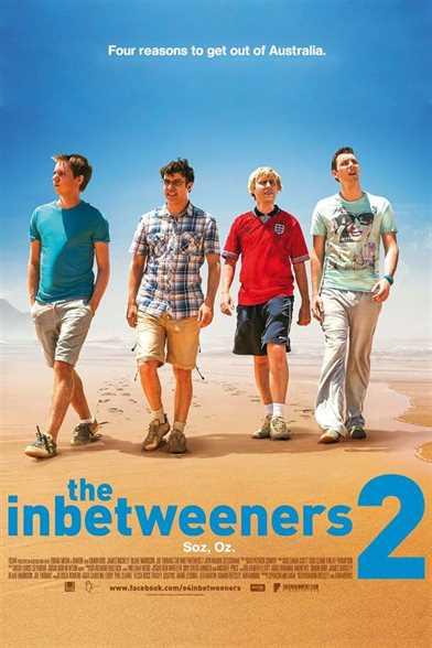 მოზარდები 2 / The Inbetweeners 2 (ქართულად)