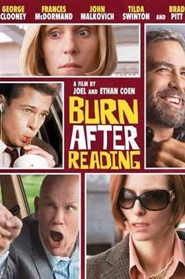 წაიკითხე და დაწვი  / Burn After Reading (ქართულად)