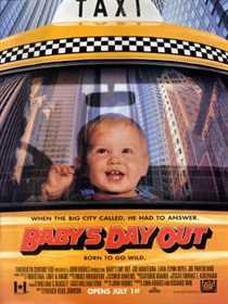სასეირნოდ მიდის ბავშვი / Baby's Day Out (ქართულად)