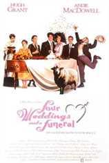 ოთხი ქორწილი და ერთი დაკრძალვა / Four Weddings and a Funeral  (ქართულად)