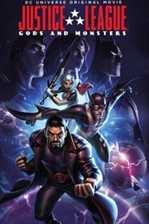 სამართლიანობის ლიგა: ღმერტები და ურჩხულები / Justice League: Gods and Monsters (ქართულად)