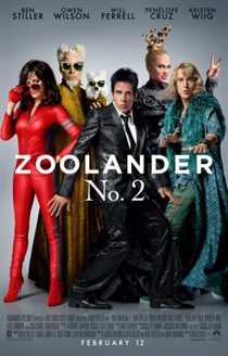 ზულენდერი 2 / Zoolander 2 (ქართულად)