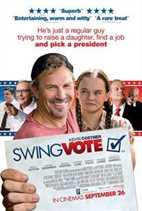 ფხიზელ თავზე / Swing Vote (ქართულად)