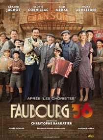 Faubourg 36 /გარეუბანი 36  (ქართულად)