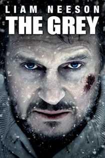 რუხი ფერი / The Grey (ქართულად)