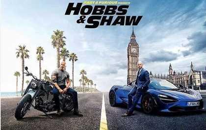 """""""Hobbs & Shaw""""-ს პირველი თრეილერი გამოვიდა"""