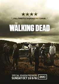 მოსიარულე მკვდრები - სეზონი 2 / The Walking Dead - Season 2 (ქართულად)