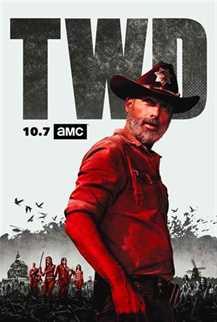 მოსიარულები გვამები - სეზონი 9 / The Walking Dead - Season 9 (ქართულად)