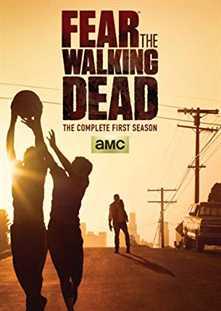 გეშინოდეთ მოსიარულე მკვდრების სეზონი 1 / Fear The Walking Dead season 1 (ქართულად)