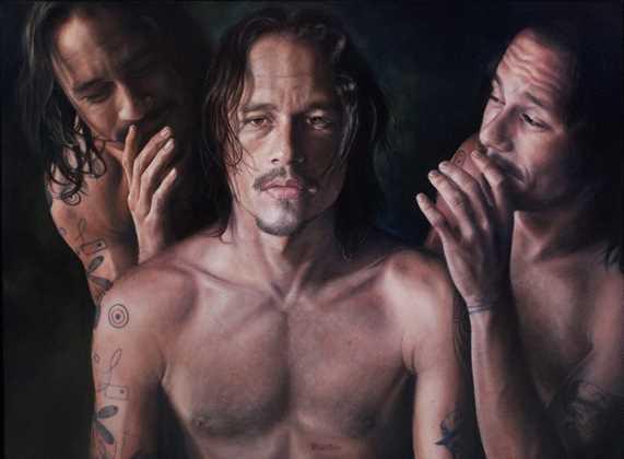 ჰიტ ლეჯერის ფოტოგრაფიული ხედვა და ხატვის საოცარი ნიჭი
