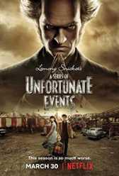 უიღბლო ამბების სერია (ქართულად) / A Series of Unfortunate Events  / lemoni sniketi (qartulad)